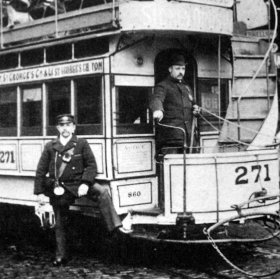 London Tramways Company Uniform